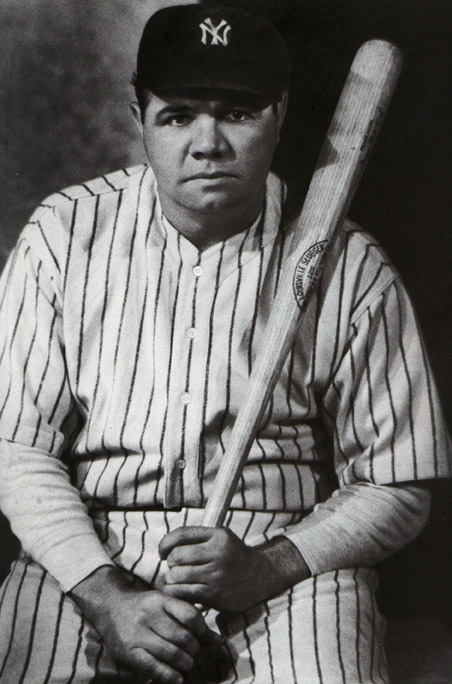Babe Ruth As You ve  Probably  Babe Ruth Yankees
