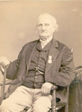 The Oldest Man In The World? A New Yorker Lives A Very,Very Long Time In The 19th Century