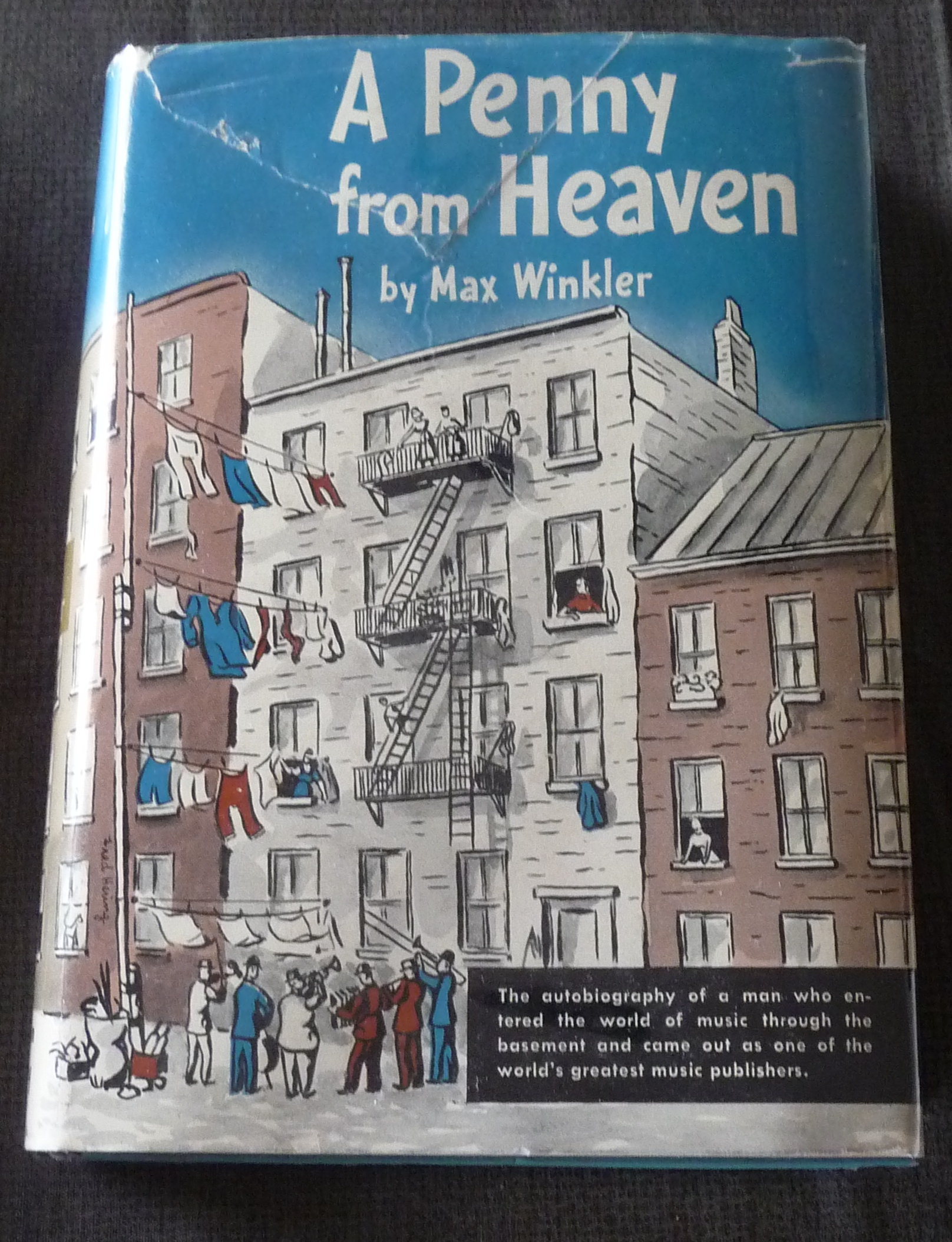 Book Review: A Penny From Heaven