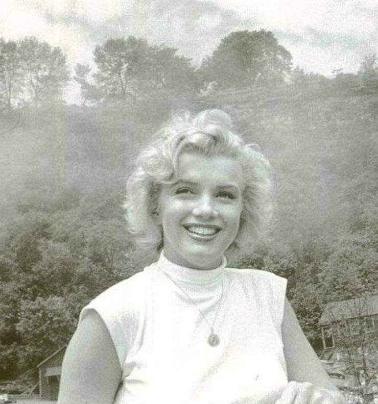 Marilyn Monroe's 85th birthday