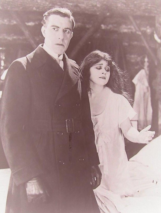 Classic Hollywood #4 - Theda Bara