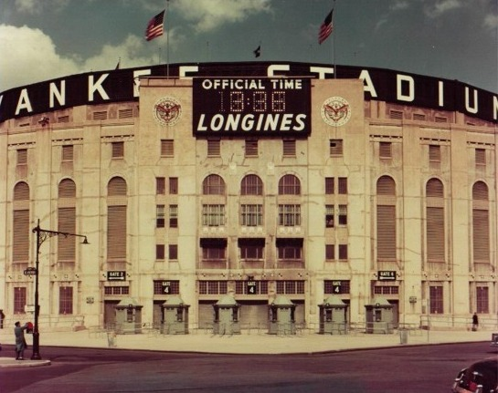 The Original Yankee Stadium - Photographs and Memories