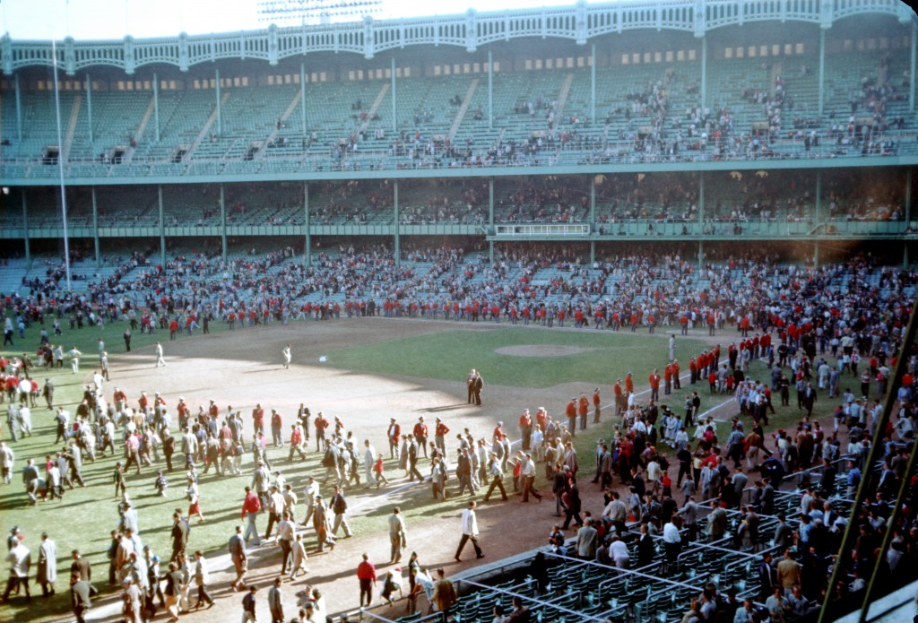 The original yankee stadium photographs and memories stuff nobody cares about - Yankee stadium images ...