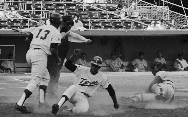 Rod Carew Record of Stealing Home 7 Times In A Season