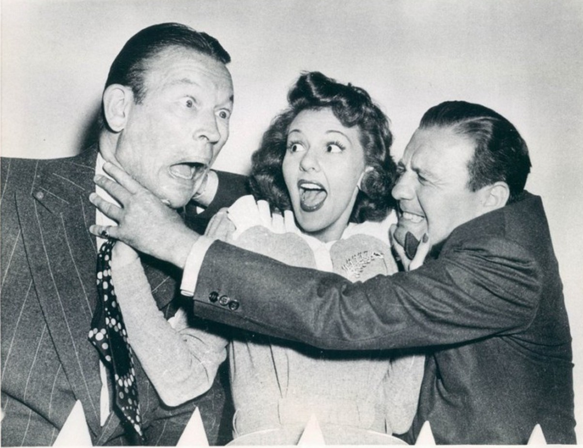 jack benny fred allen and mary martin