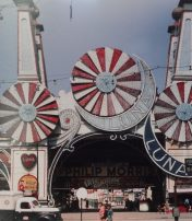 The Coney Island of Yesteryear – The Original Coney Island, Luna Park and Steeplechase Park In A Vintage Film