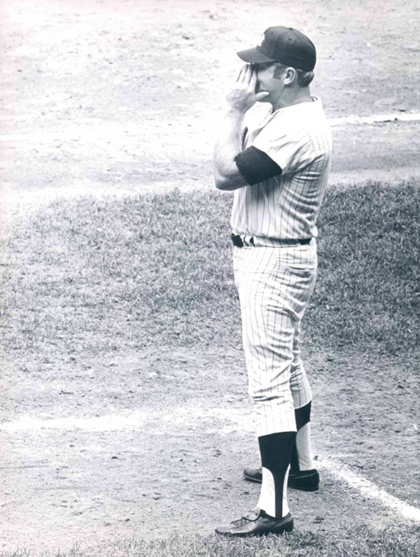 Mickey Mantle After Retirement