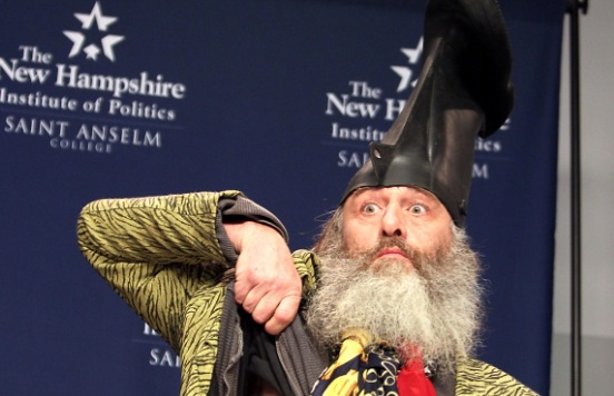 f7a6333c963 The Best Presidential Candidate Of 2012 Is...Vermin Supreme