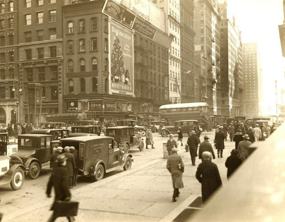 Old New York In Photos #15