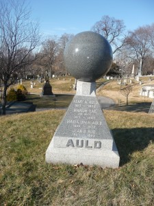 Auld Side Of Monument