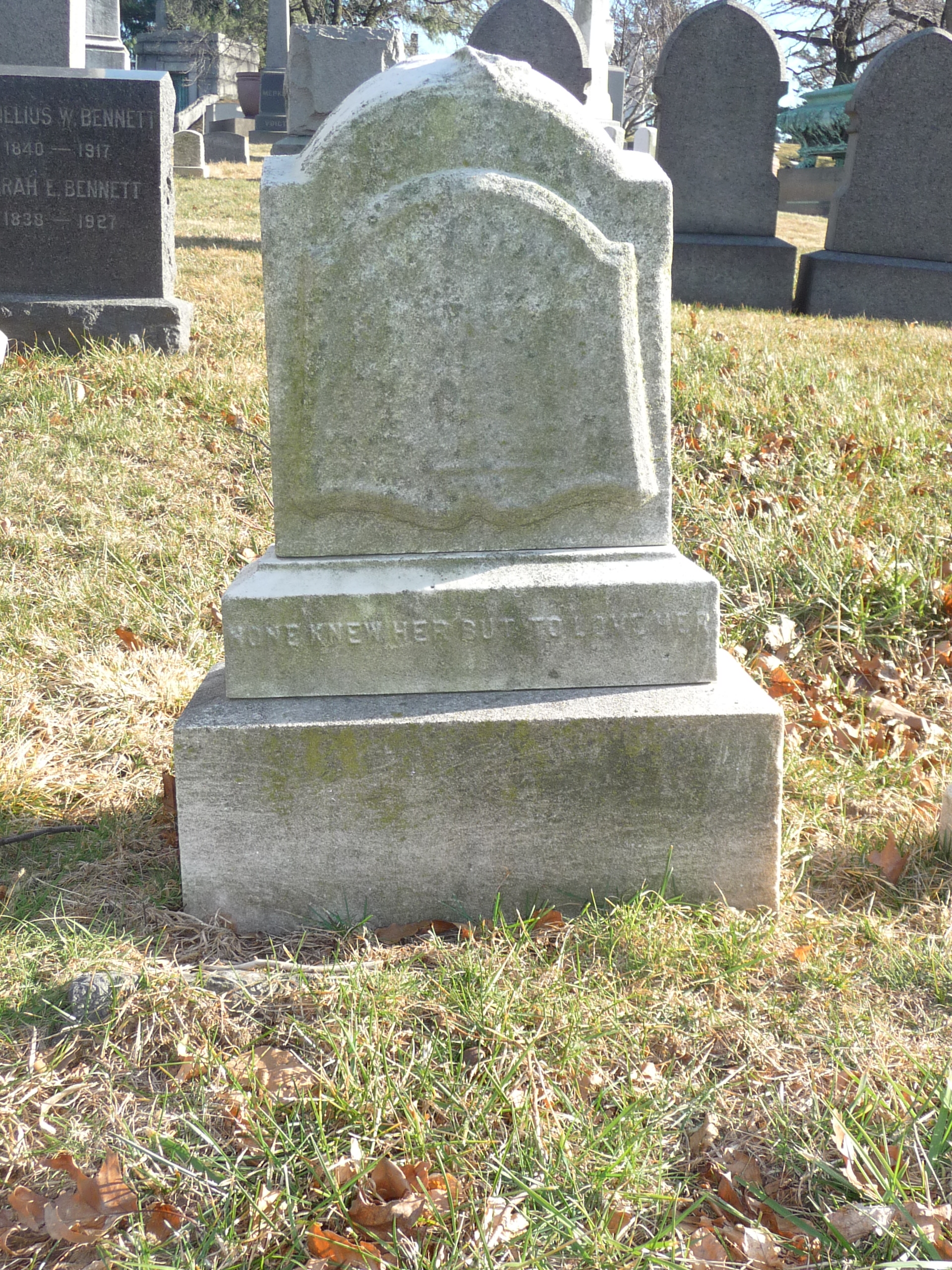 Number 1 Cochran >> A Photographic Trip To Green-Wood Cemetery Part 1