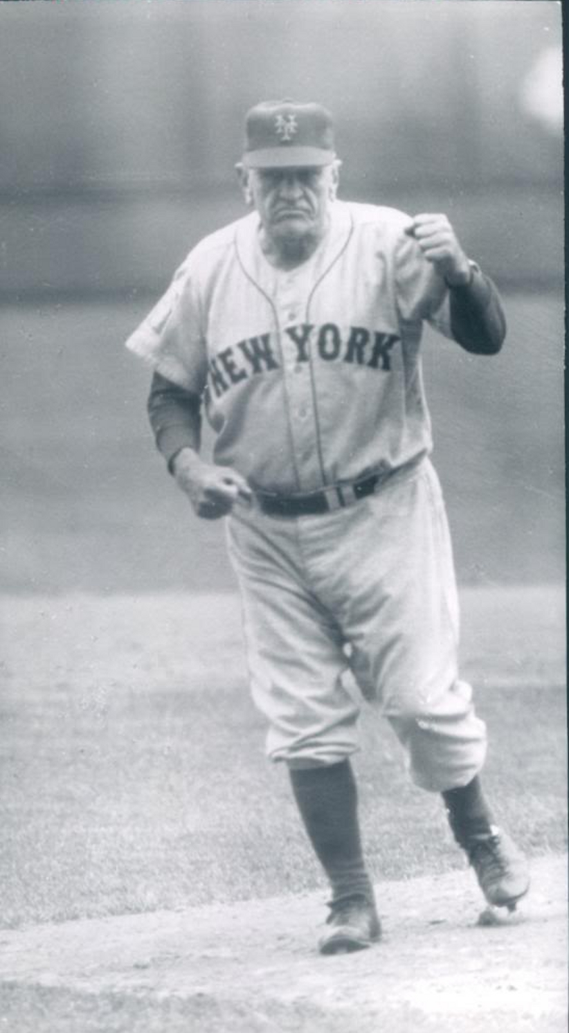 The New York Mets 50th Anniversary: A Look Back At Casey Stengel