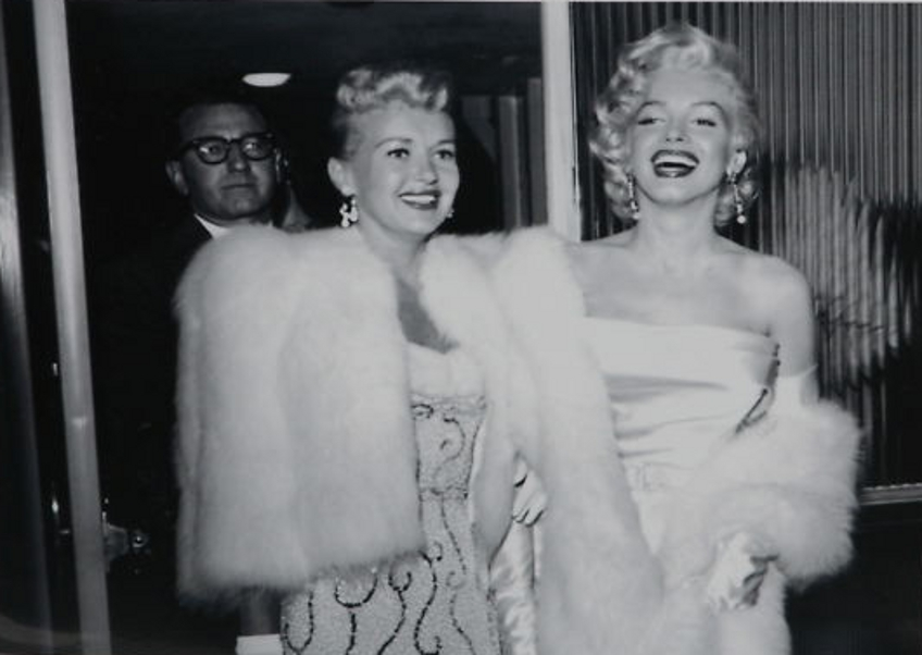Classic Hollywood #13 - Betty Grable & Marilyn Monroe