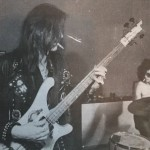 motorhead tour booklet photo Brian Goodman