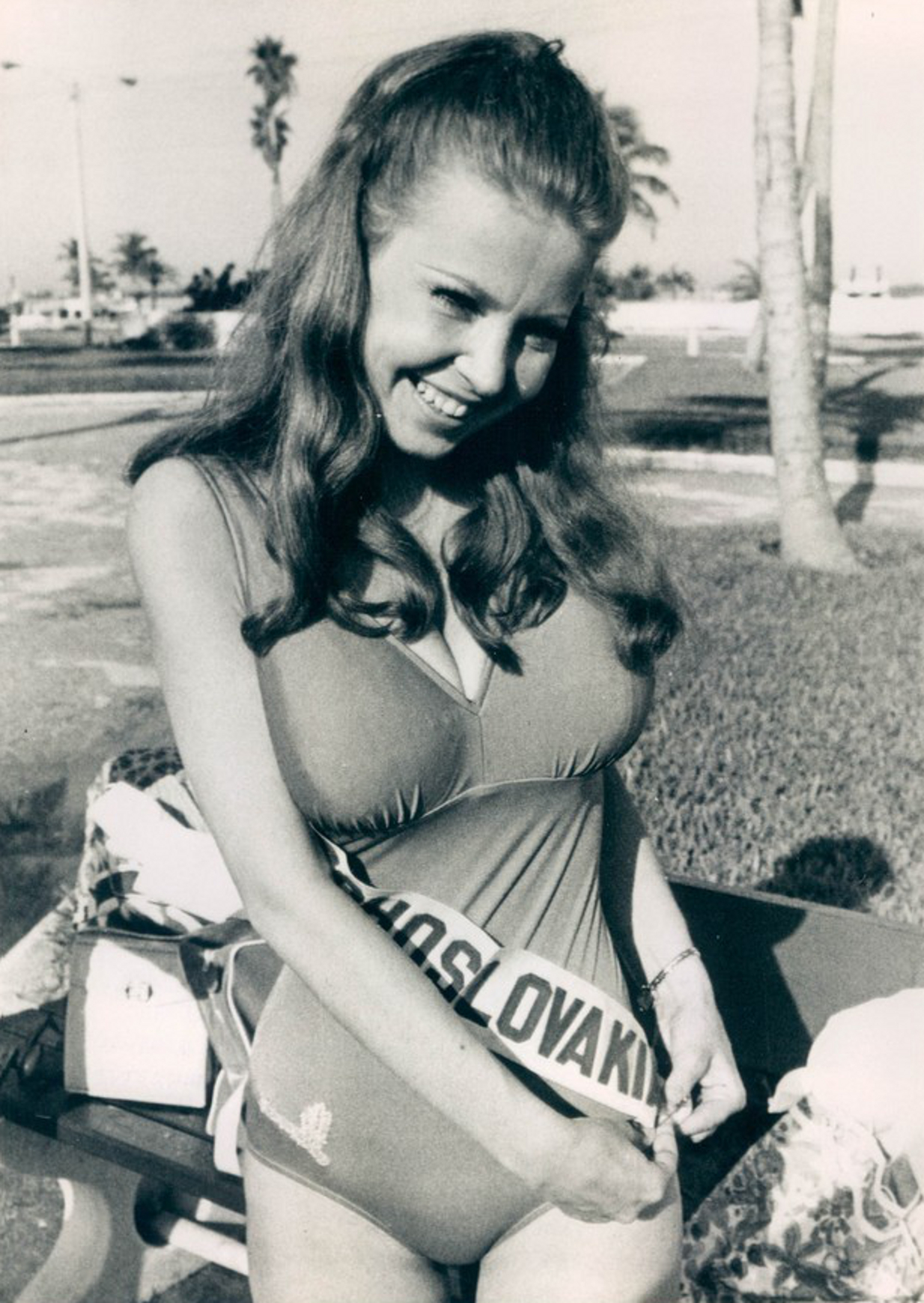 Miss Universe Contestant 1970
