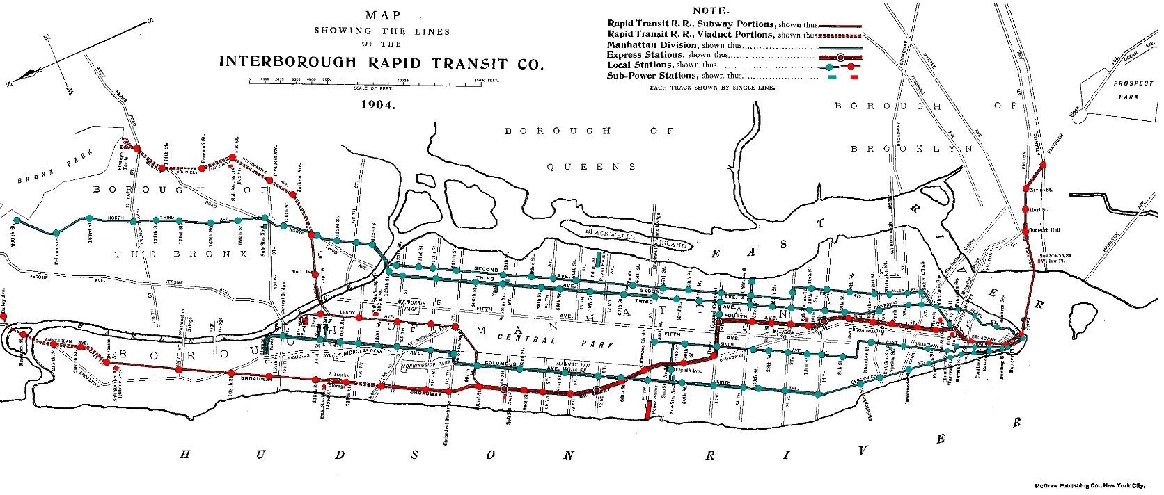 1900 Subway Map New York City.Old New York In Photos 23 Subway Construction 1901 Broadway