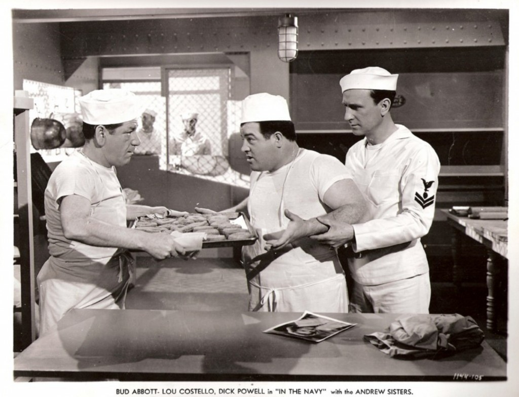 Abbott Costello In The Navy