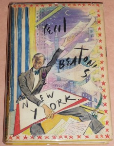 Art Deco dj Cecil Beaton's New York