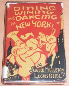 Art Deco dj Dining Wining and Dancing in New York