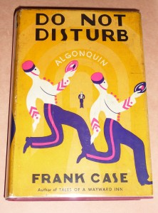 Art Deco dj Do Not Disturb