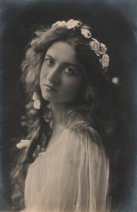 Maude Fealy 365H pc Downey