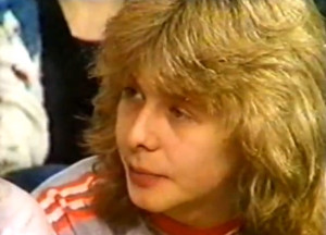 Clive Burr Interview 1982