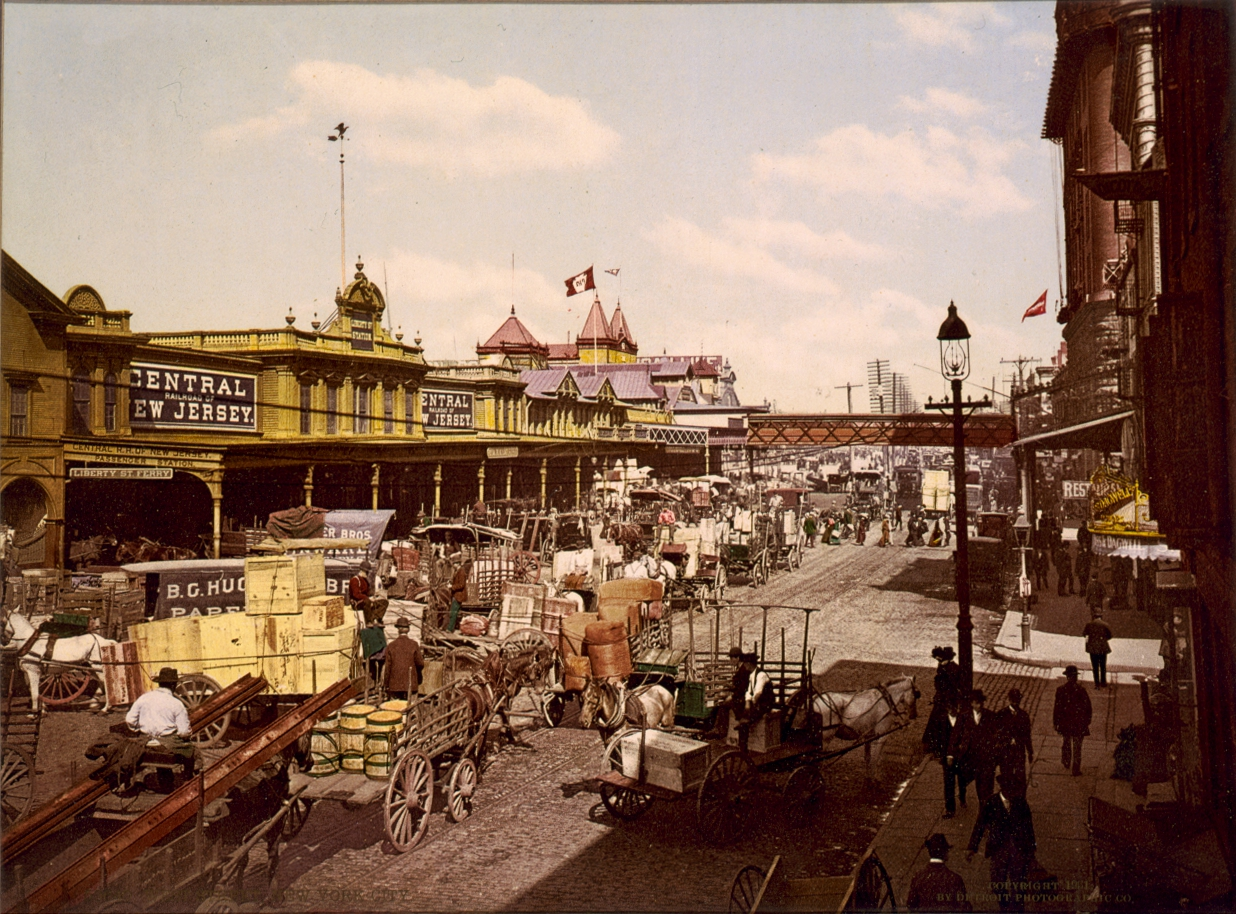 OldNYC: Mapping Historical Photographs Pictures of nyc in the 1800s
