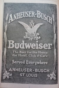 1910 World Almanac Budweiser P1060732