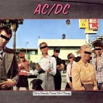 LP Cover AC DC Dirty Deeds Done Dirt Cheap