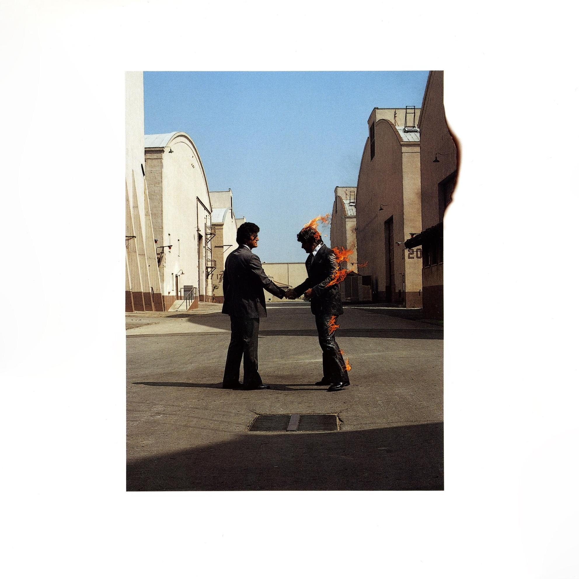 In this clip below  Thorgerson talks about the beginnings of Hipgnosis