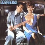 LP Cover Scorpions Lovedrive