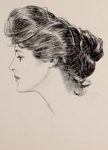Gibson Girl Social Ladder 0012