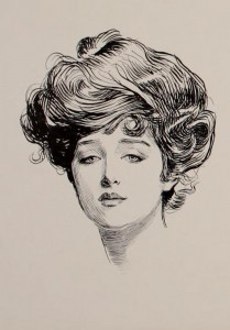 Gibson Girl Social Ladder 0074