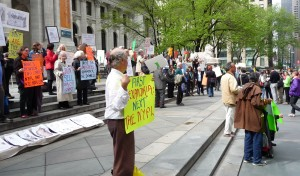 Library Protest2 May 8
