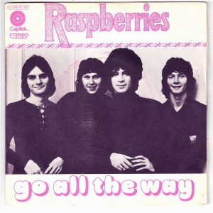 Raspberries Go All The Way cover