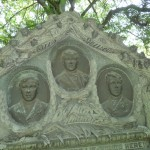 Demmerle Monument close up