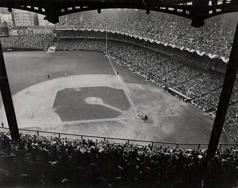Yankee-Stadium-1943-World Series