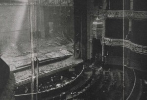 Empire Theatre Fire photo Edinburgh Libraries and Museums and Galleries