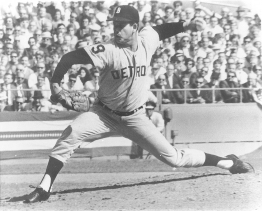 Mickey Lolich Oct 10 1968