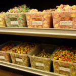 Kingston's Candy Co. Bulk Bins