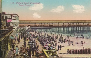 Coney Island Dreamland Bathing Beach
