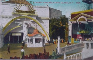 Coney Island Dreamland Creation