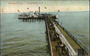Coney Island Dreamland Dock