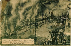 Coney Island Dreamland Fire Disaster 2