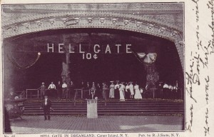 Coney Island Dreamland Hell Gate
