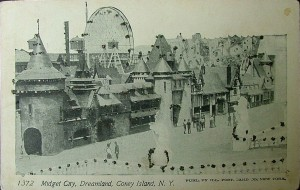 Coney Island Dreamland Midget City Main View