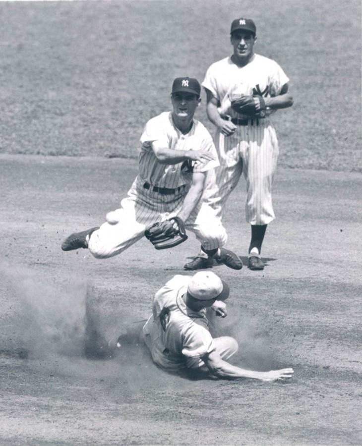 Jerry Coleman Phil Rizutto 1949