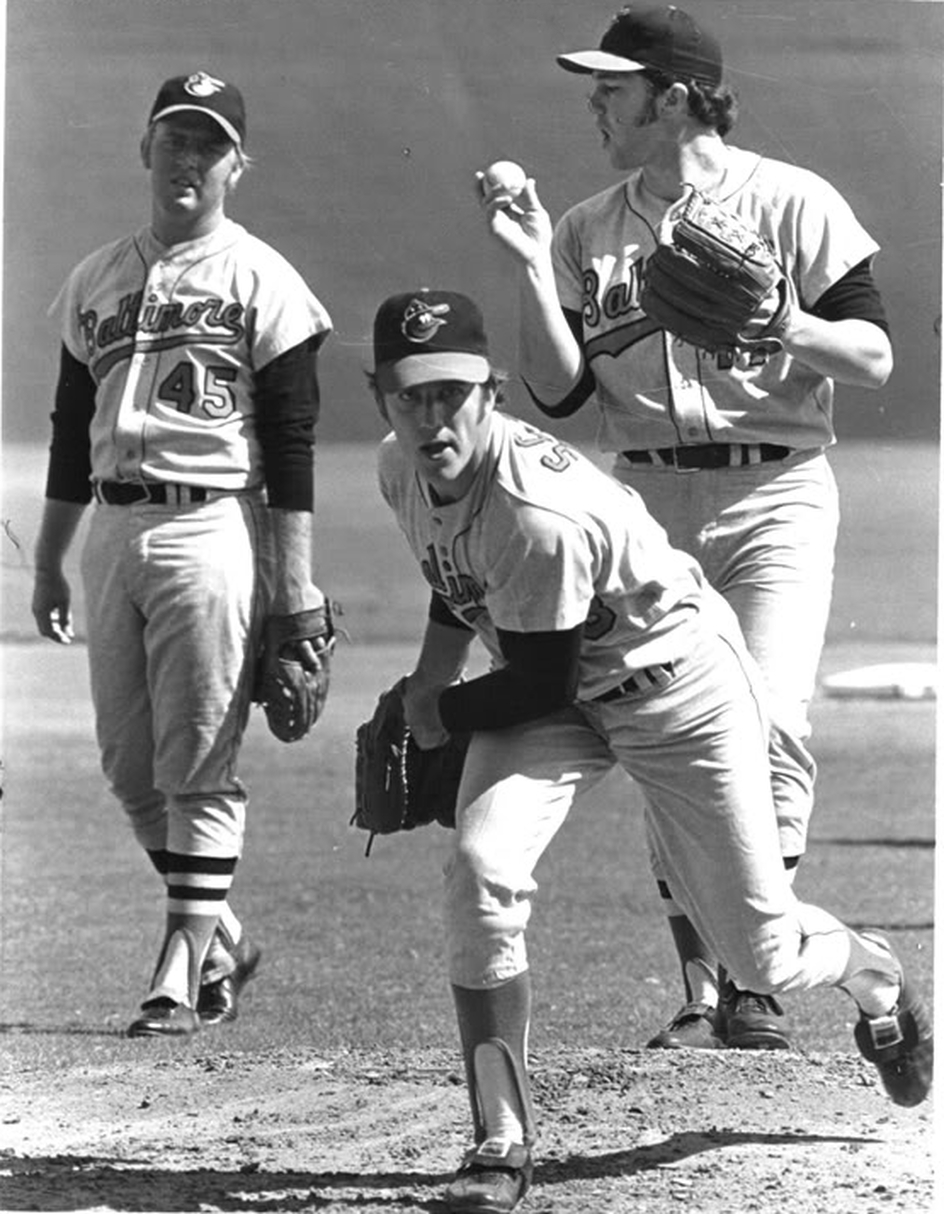 Orioles In Spring Training – 1972