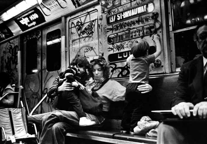 Subway 1970s picture via piktureit.tumblur.com