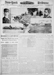 New York Tribune  June 16, 1904 (click to enlarge)